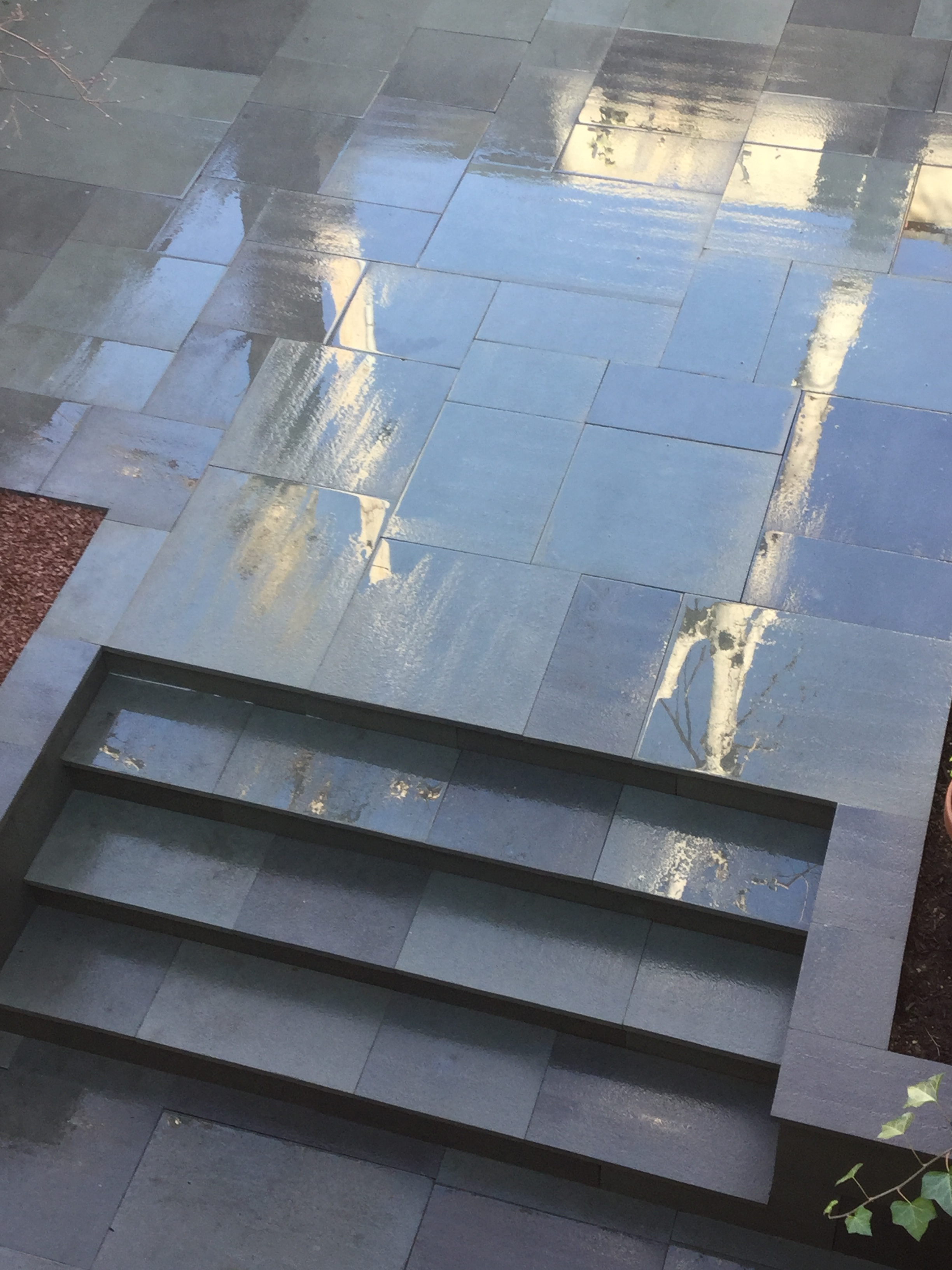 Pennsylvania Blue Stone Patio, Wall & Steps